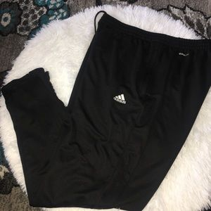 Adidas Pants With Zippers